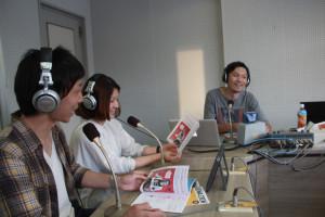 Keiwa Crew in FM KENTO