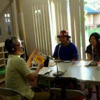 Keiwa Crew in FM Shibata