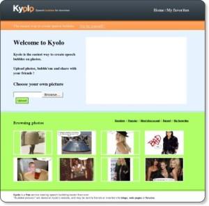 Kyolo - Just bubble it !