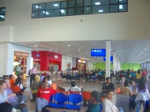 LCC Terminal, Kualalumpur International Airport, Malaysia