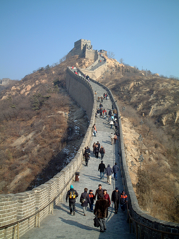 Passage [The Great Wall / Beijing]