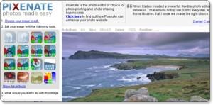 Pixenate - Online Photo Editor