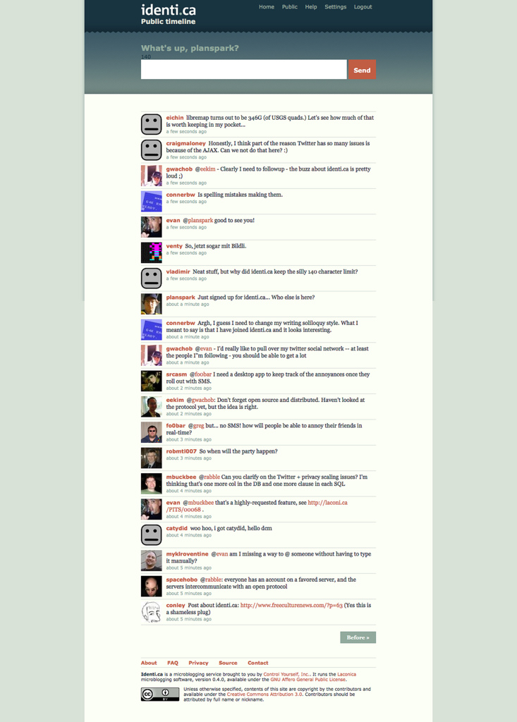 Public timeline - Identi.ca_1215020993797
