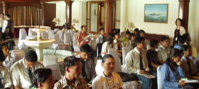 Summer School in Kathmandu 2005