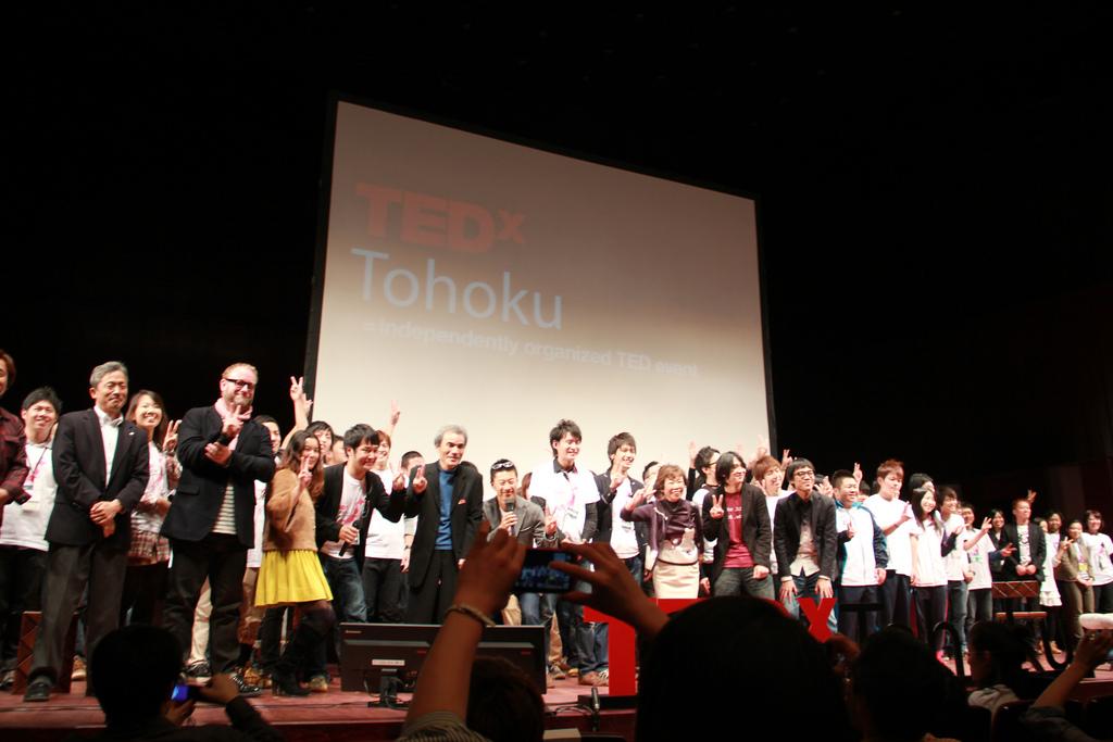 TEDx Tohoku