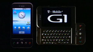 The T-Mobile G1 phone