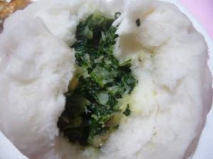 Vegetable buns / Hong Kong Lao Shang Hai Restaurant