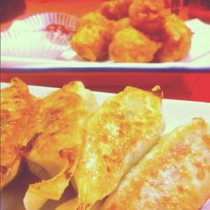 餃子といか団子 #keiwa #sado #niigata