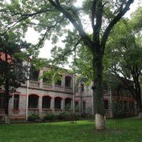 蘇州大学内の東呉大学時代からの校舎