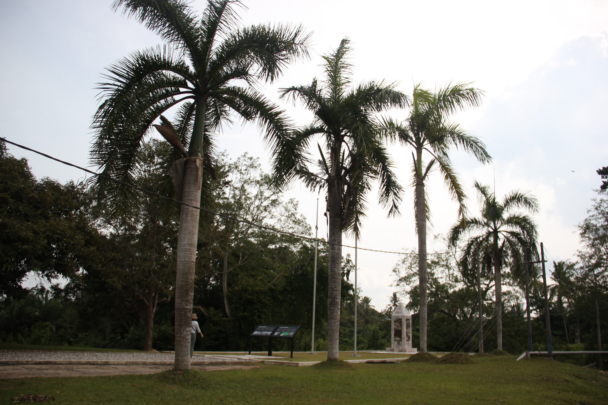 Gemas War Memorial