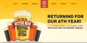 The better beer festival 2017