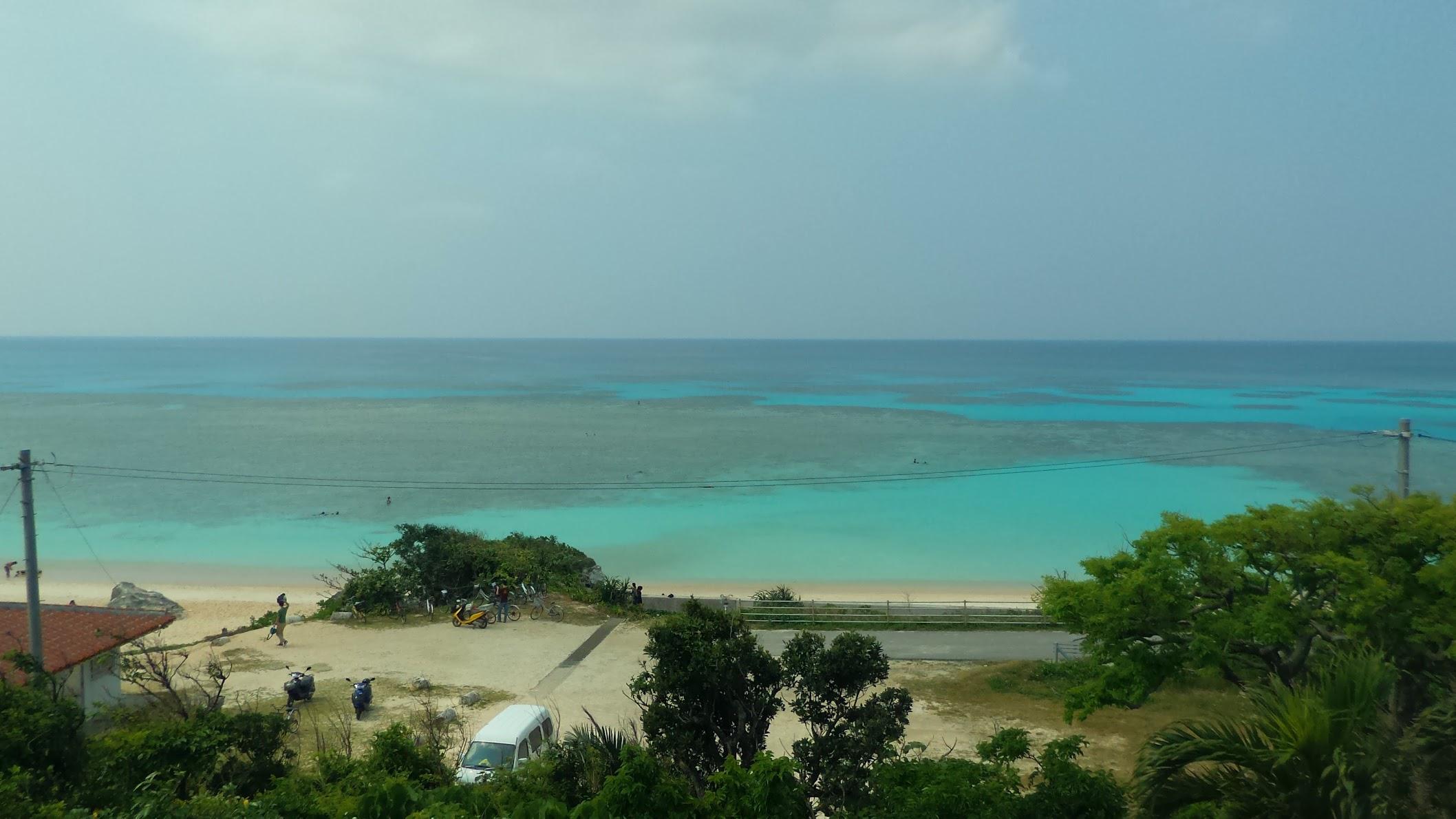 波照間島ニシ浜